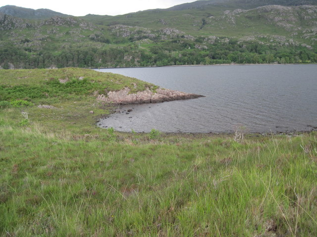 Across Loch Maree
