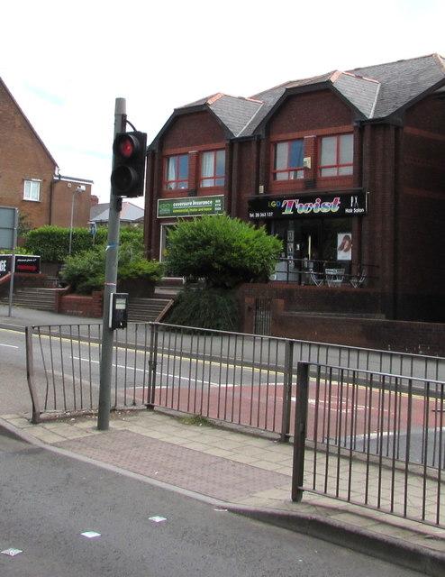 LGD Twist, Rumney, Cardiff