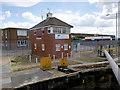 TA0927 : Albert Dock Marine Control Centre by David Dixon