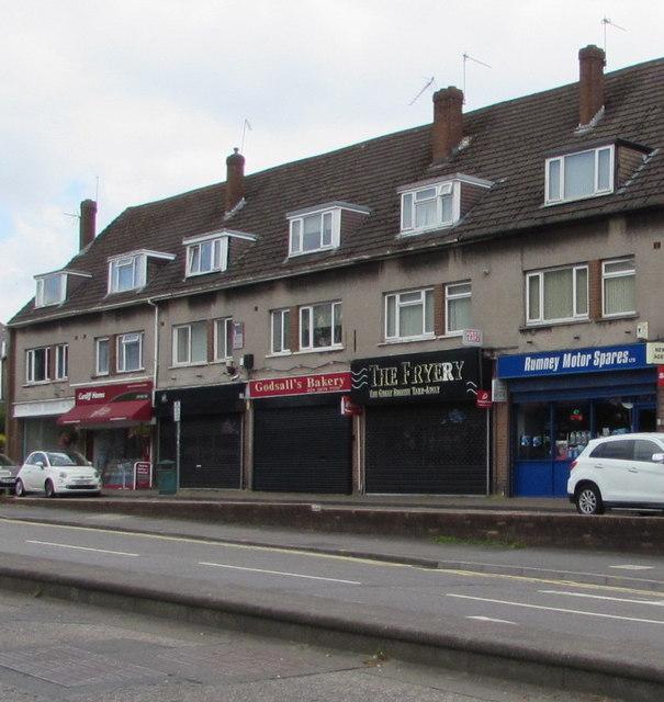 Rumney Motor Spares, 824 Newport Road, Rumney, Cardiff