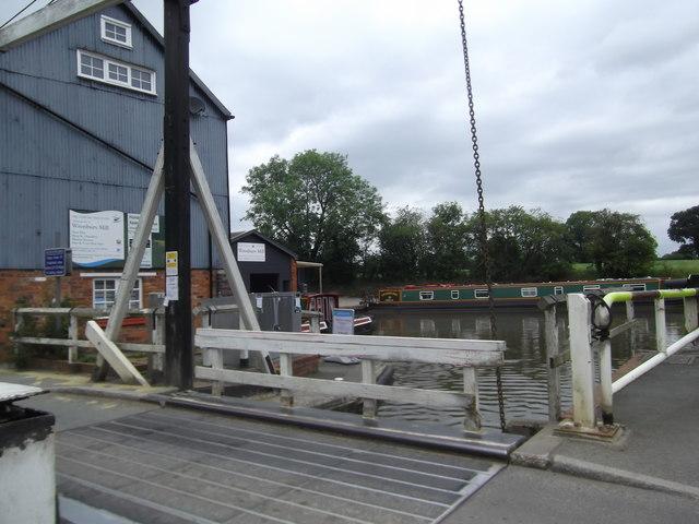 Wrenbury Mill Marina