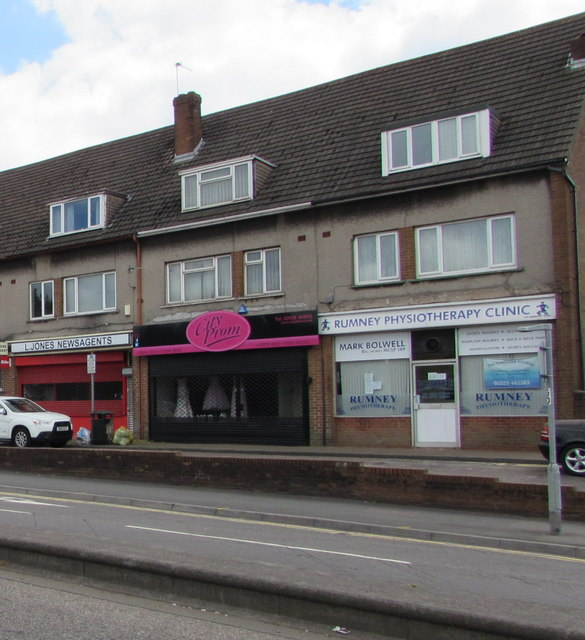 City Prom, 820 Newport Road,Rumney, Cardiff