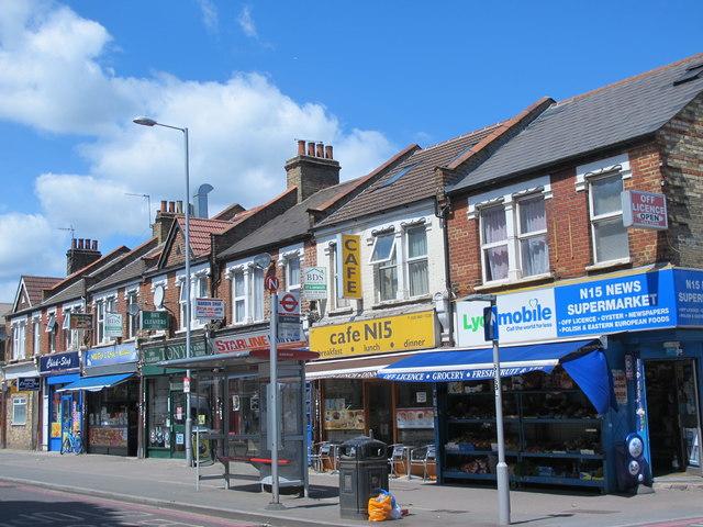 Broad Lane, N15