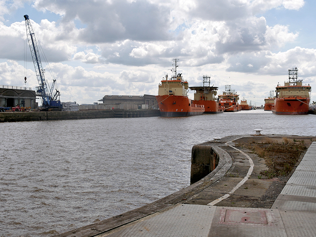 Port of Hull, Albert Dock