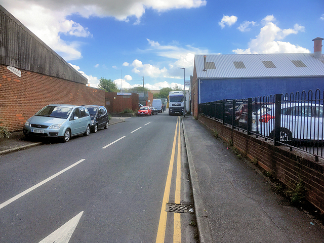 Kingston Upon Hull, St James Street