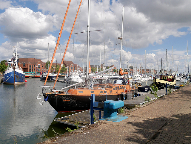 The Hull Marina (former Humber Dock)