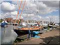 TA0928 : The Hull Marina (former Humber Dock) by David Dixon