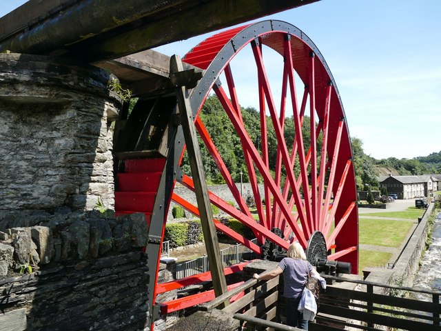The Snaefell Wheel