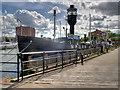TA0928 : The Spurn Lightship, Hull Marina by David Dixon