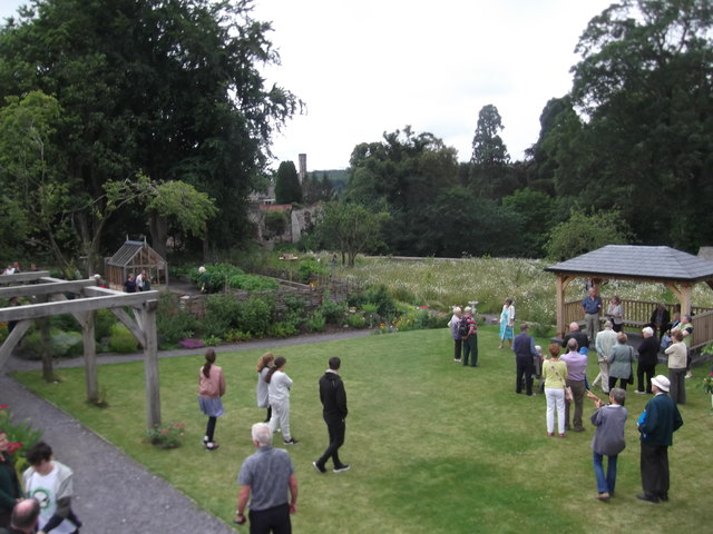 The Lord's Garden, Ruthin