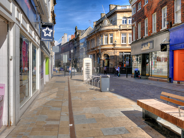 Kingston Upon Hull, Whitefriargate