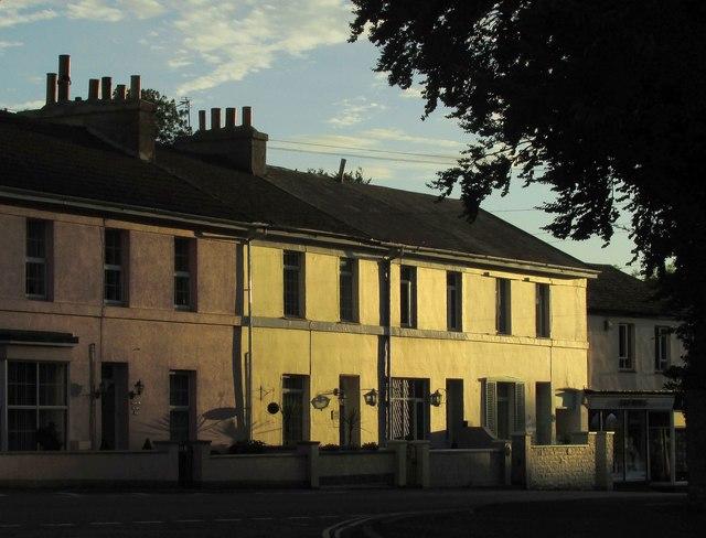Terraced houses, Babbacombe Road