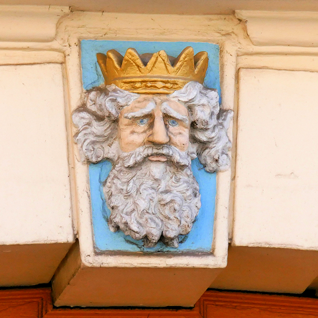 The Head of Neptune