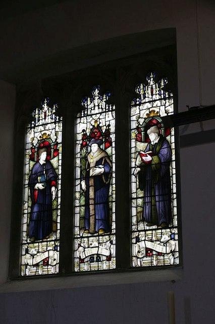 North Aisle window 1