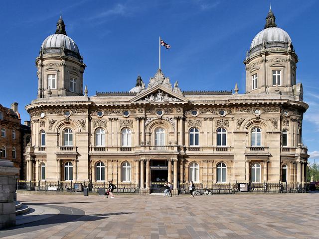 Queen Victoria Square, Hull Maritime Museum