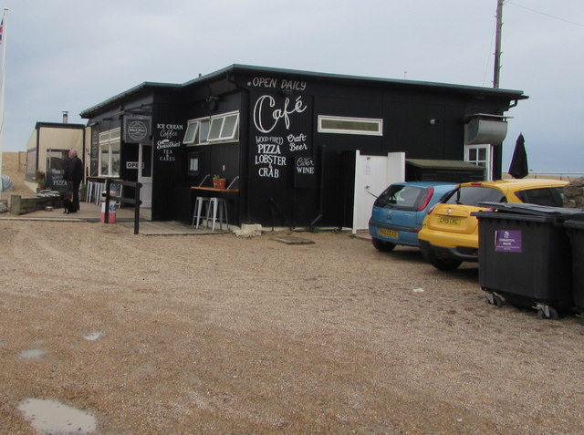 Watch House Cafe, West Bay, Dorset