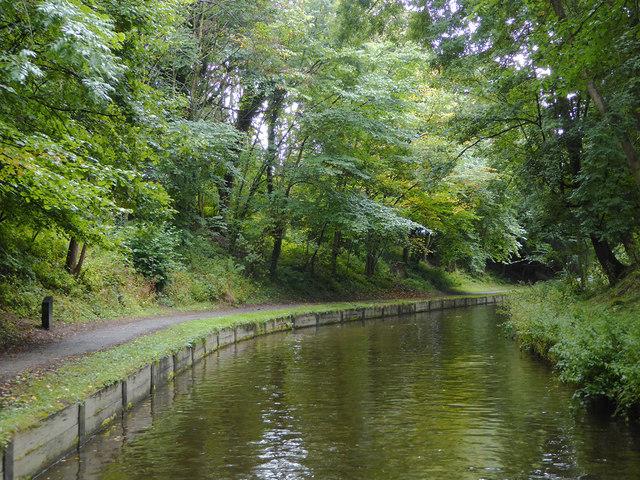 Llangollen Canal near Pentre, Wrexham