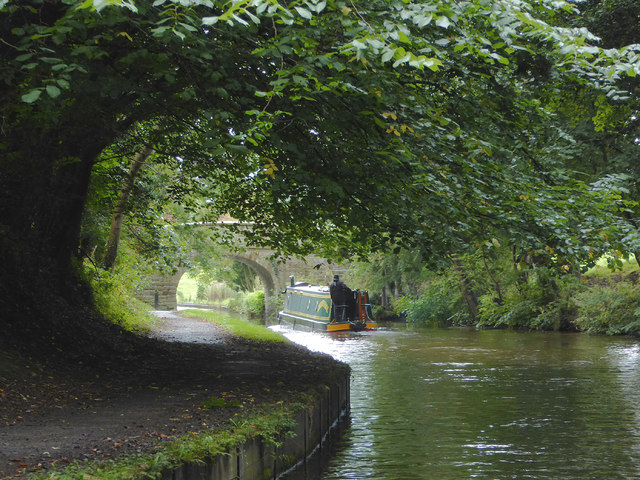 Llangollen Canal south-west of Pentre, Wrexham
