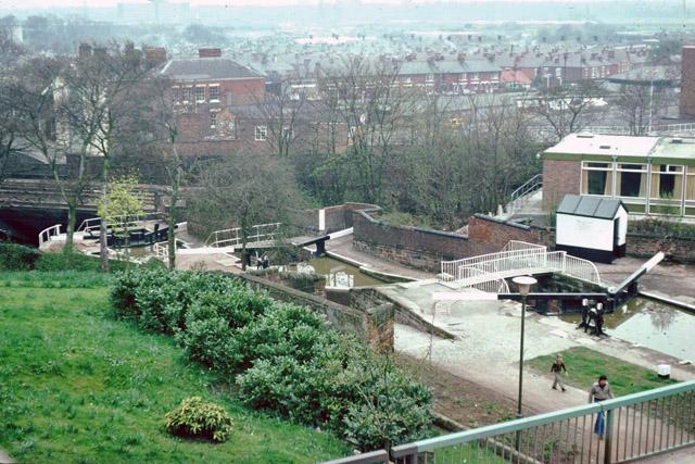 Northgate Locks, Chester