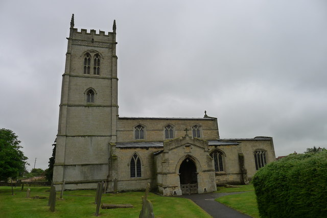 Church of St Peter, Stonesby