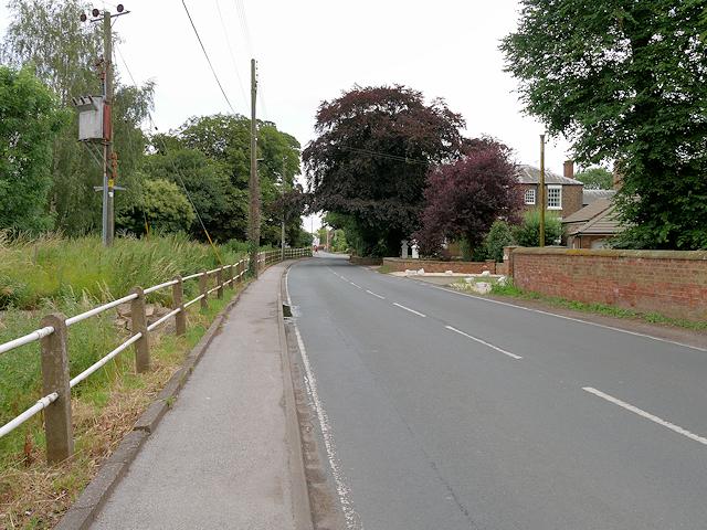 Church Lane, Hook