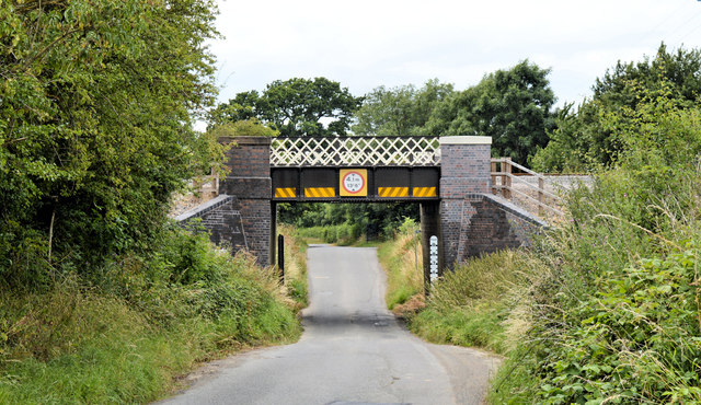 Little Buckland Bridge, GWSR