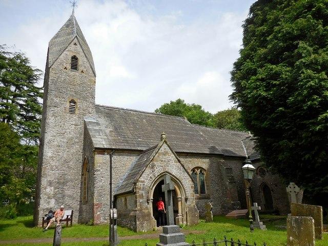 Wormhill Church