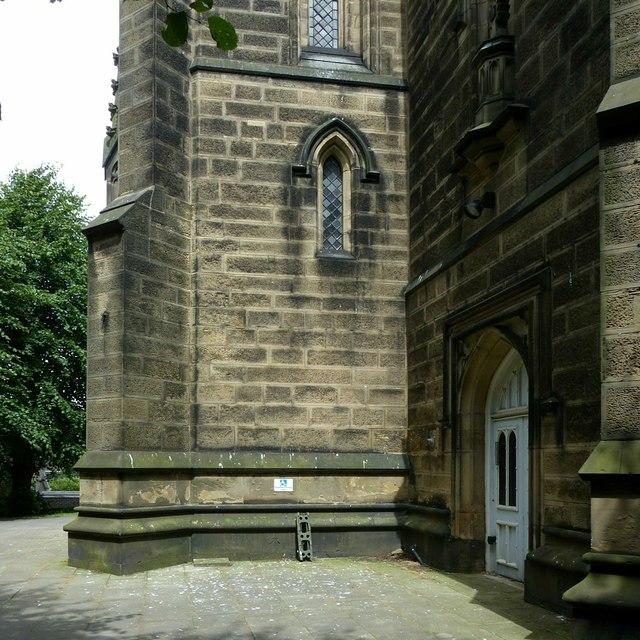 Church of St Peter, Belper