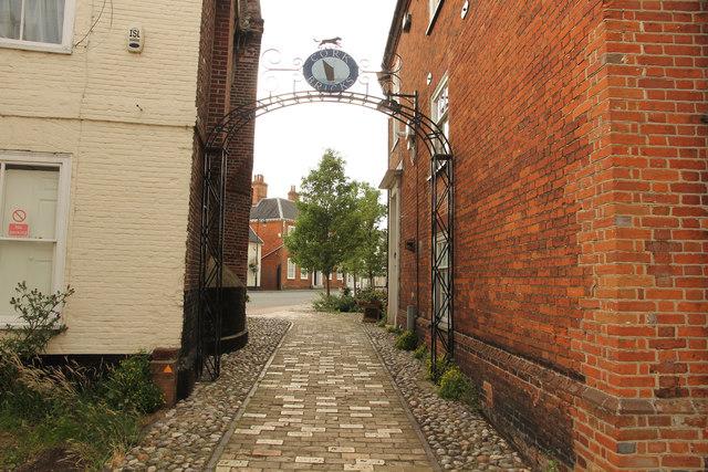 Cork Brick Alley