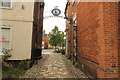 TM3389 : Cork Brick Alley by Richard Croft