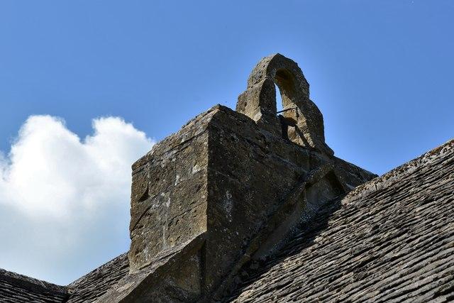 Stanton, St. Michael's Church: Bell cote