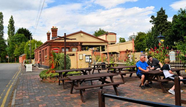 Toddington railway station, GWSR