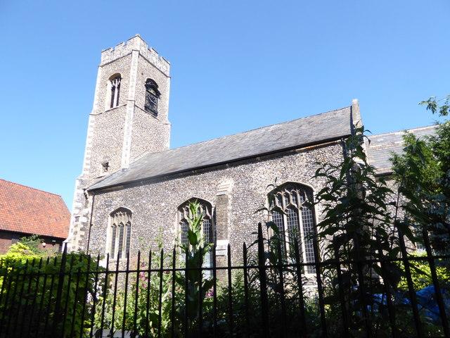 St Clement at Fyebridge, Norwich