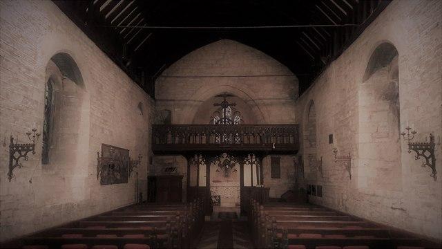 St Mary, Edgeworth