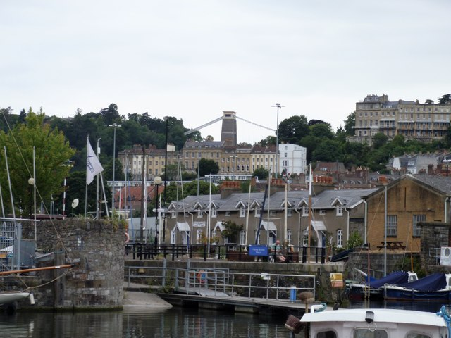 A view from the harbour