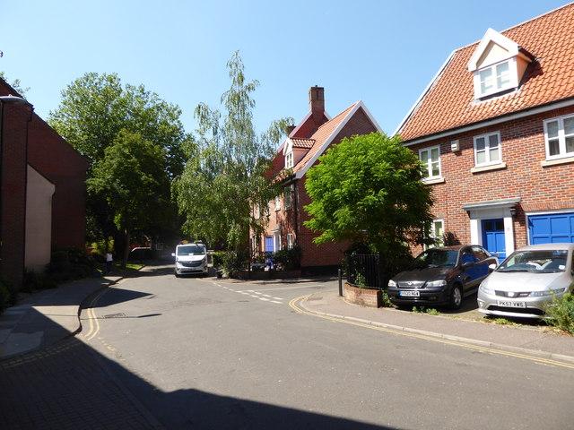 Oak Street
