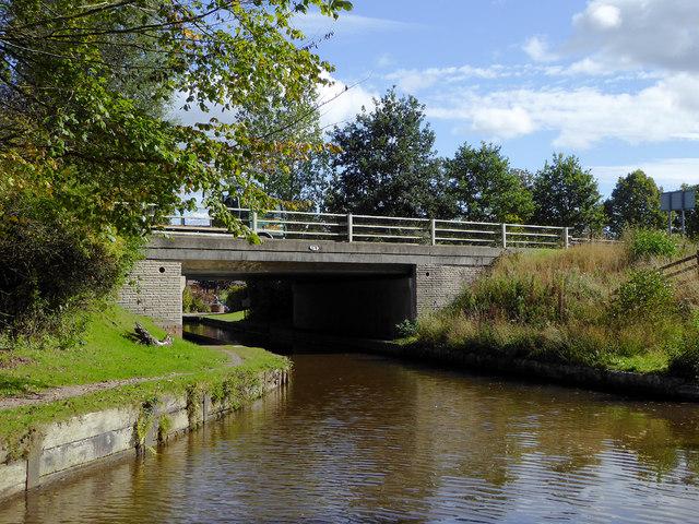 Moreton Bridge south-east of Preesgweene, Shropshire