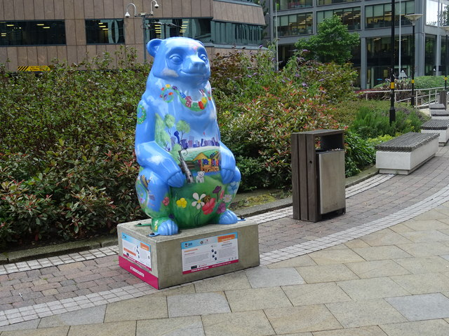 'Birminghamshire' Bear