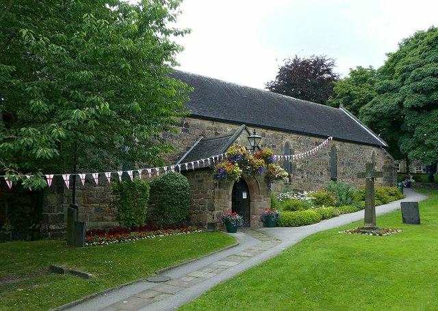 Former St John's Chapel, Belper