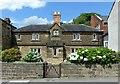 SK3547 : Matthew Smith almshouses, The Butts, Belper by Alan Murray-Rust