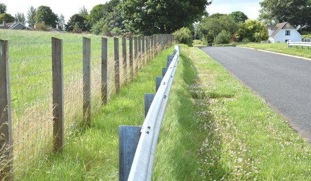The Lismenary Road, Ballynure (July 2017)