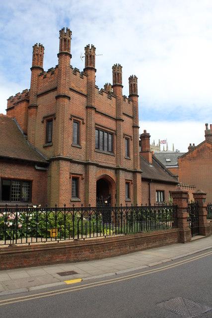 Burkitt Homes, Queen Street, King's Lynn