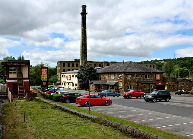 The Old Cobblers Inn, Rawtenstall