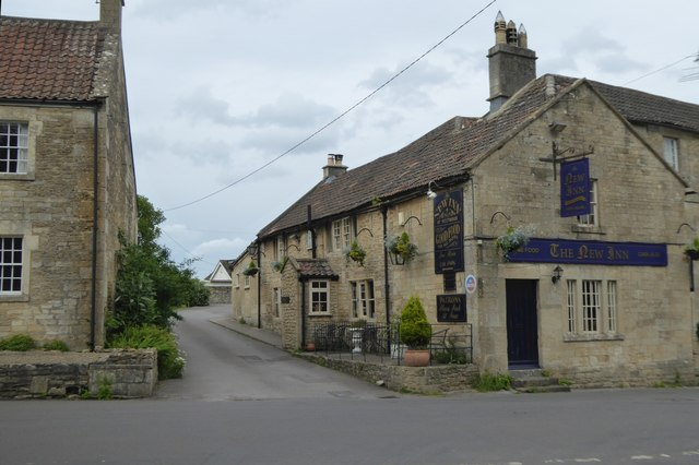 The New Inn, Westwood