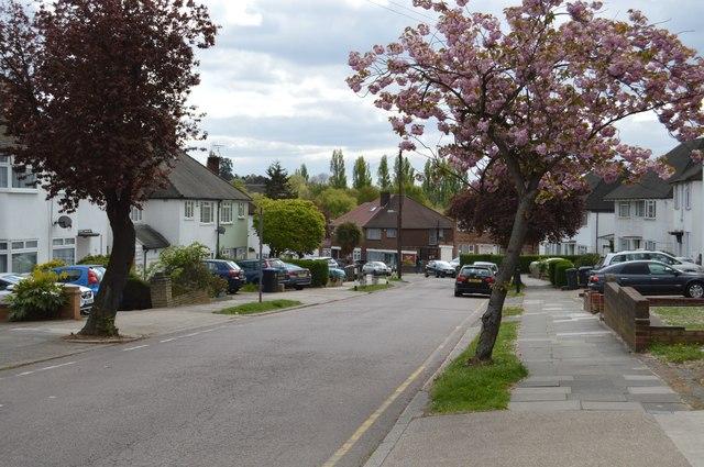 Uxendon Crescent