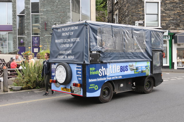 The Ambleside Shuttle