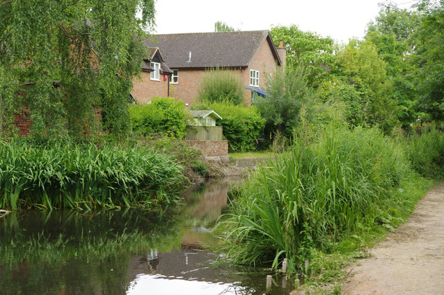 The Wendover Arm, Wendover