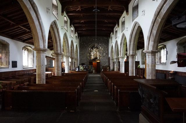 St Alkelda's, Giggleswick