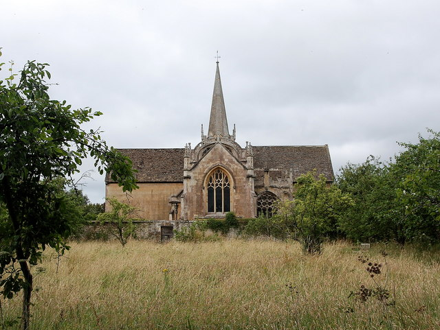 St Cyriac's Church, Lacock