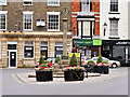 SE7428 : The Market Cross, Howden by David Dixon
